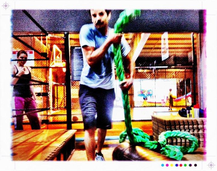 Biz bir metot geliştirdik..CrossFit !
