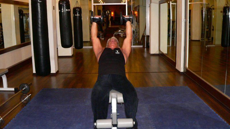 Dumbbell Split Training Program