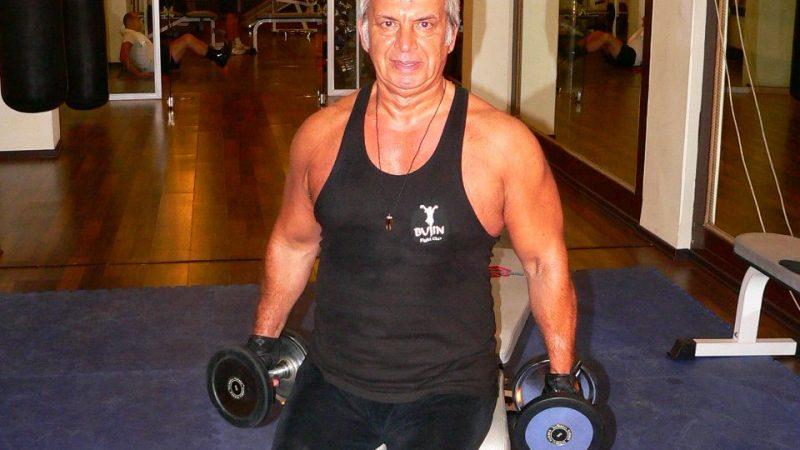 Seated Dumbbell Inner Biceps Curl