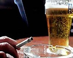 alkol sigara kanser