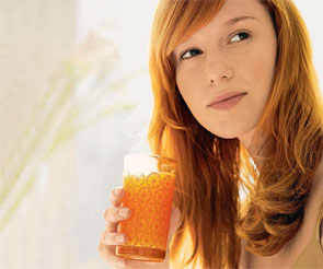 Sağlıklı meyve suyu kokteylleri