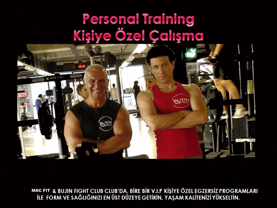 Neden Personal Trainer ile çalışmalısınız ?