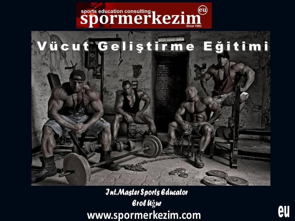 Bodybuilding&Fitness Eğitimi