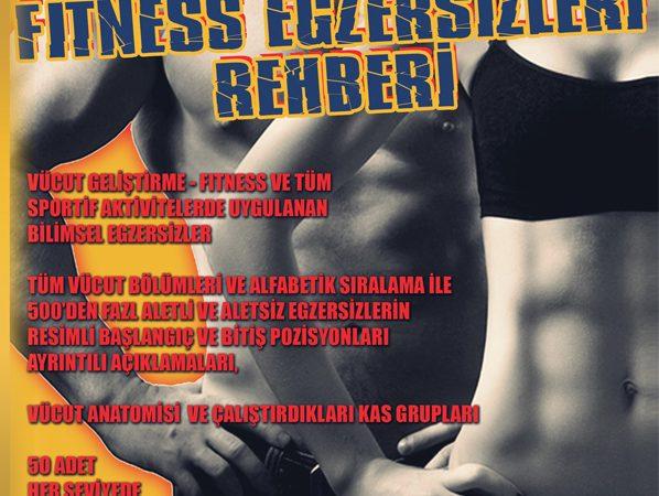 Vücut Geliştirme ve Fitness Egzersizleri Rehberi