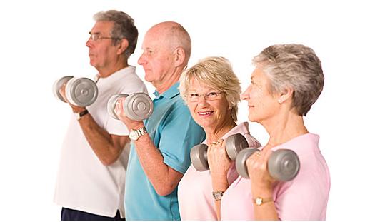 İleri Yaşlarda Fitness Gerekliliği
