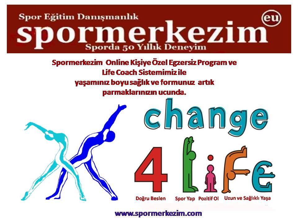 Kişiye Özel Egzersiz ve Life Coach Sistemi