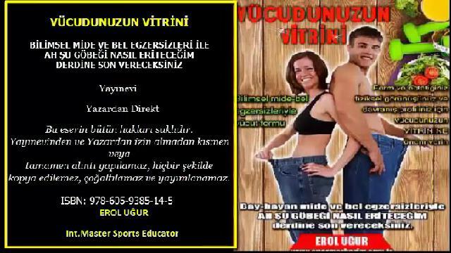 Vücudunuzun Vitrini-E-Kitap