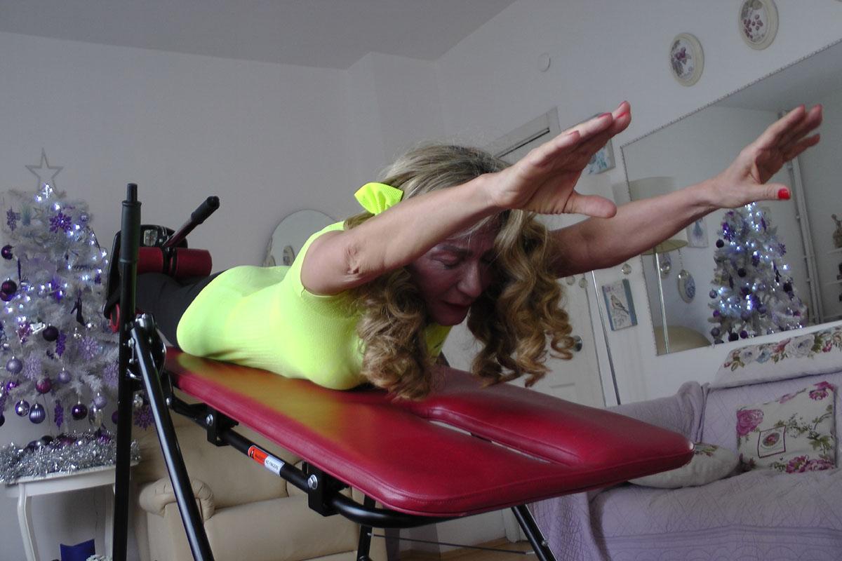 Mastercare Inversion Table Terapi